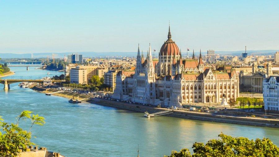 budapest 4 la ville Hongrie 118571