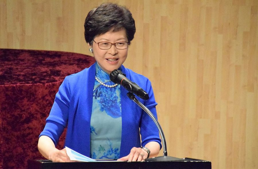 chine hong kong Carrie_Lam_Cheng