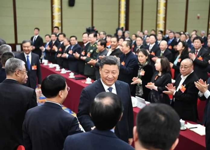 CHINE SESSION POLITIQUE 1-11