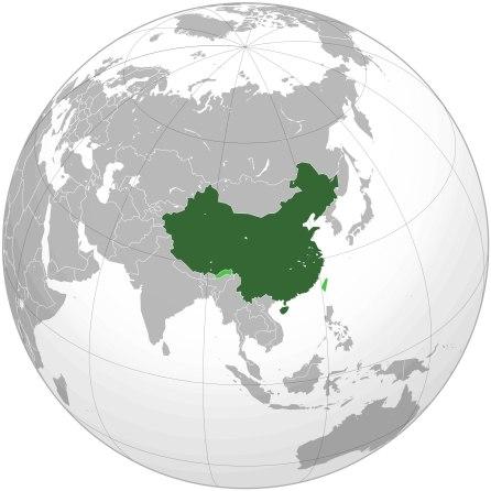 chine situer-chine-sur-carte-du-monde
