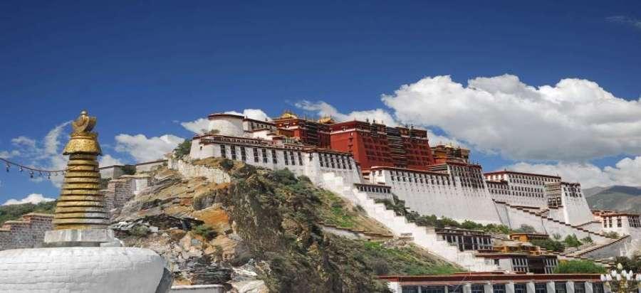 Potala - Lhassa - Tibet
