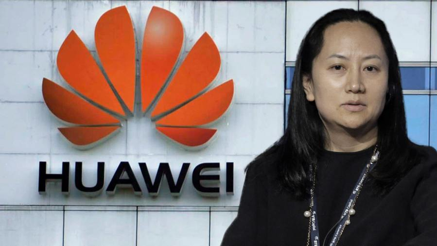 CHINE USA CANADA huawei-meng-wanzhou-arrestation-chine