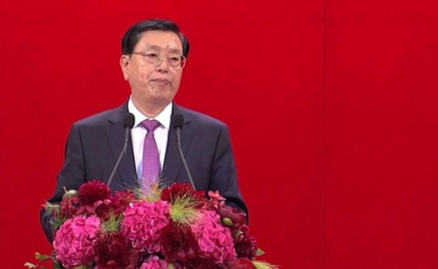 CHINE Zhang Dejiang zzzzz-2-1