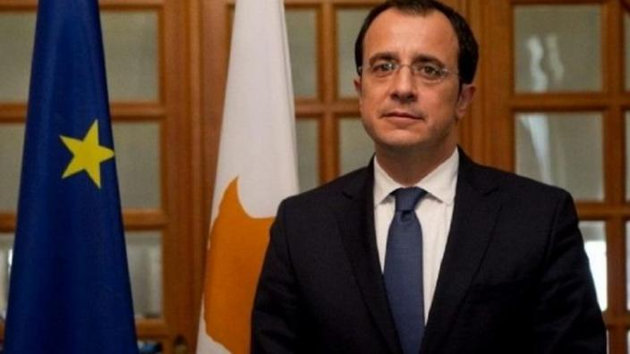 CHYPRE Ministre chypriote des Affaires étrangères Nikos Christodoulidis christodoulidis
