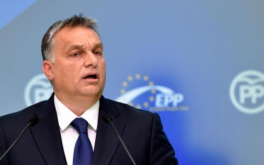 HONGRIE 20 mars 2019, 9h07. Le Premier ministre hongrois Viktor Orban 8035716_e628f09c-4ad8-11e9-b01c-185c2a3a32bd-1_1000x625