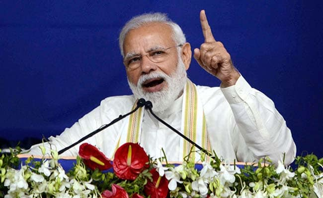 INDE MODI PM Modi will flag off the Nagpur Metro over a video conference kvnp86ak_narendra-modi-pti_625x300_05_March_19