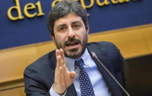 ITALIE Roberto Fico, Président de la Chambre des députés du Parlement italienroberto-fico-napoli-650x412-600x380
