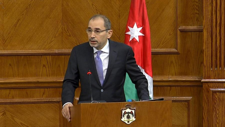 JORDANIE Le Ministre jordanien des Affaires étrangères Ayman Safadi fbfd79c1-0b1d-4d04-9213-782ddb39117b