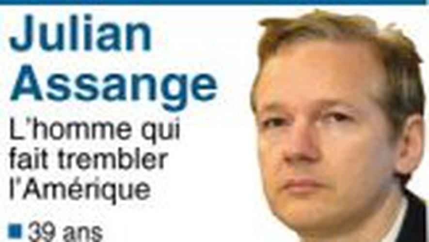 Julian Assange a fondé Wikileaks fin 2006 image