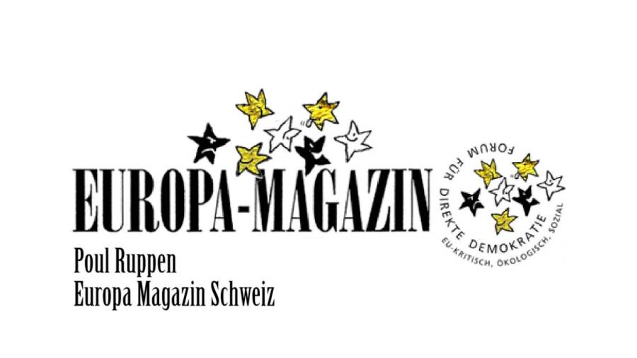 La revue EUROPA-MAGAZIN maxresdefault