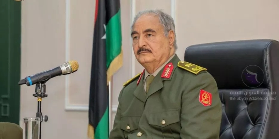 LIBYE Field Marshal Haftar receives a delegation of southern tribal dignitaries – The Libyan Address Journal46349081_2232018740372250_8934889460223442944_n