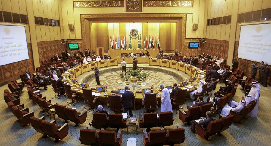 LIGUE ARABE L'Irak se prononce sur le retour de la Syrie au sein de la Ligue arabe 1036418358