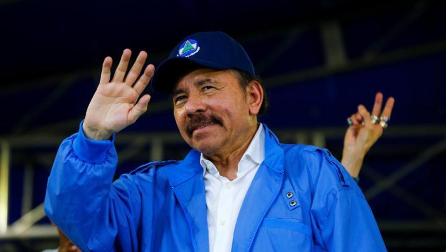 nicaragua Le président du Nicaragua, Daniel Ortega 2018-07-08t051323z_1159762991_rc1fe5fea470_rtrmadp_3_nicaragua-politics_0