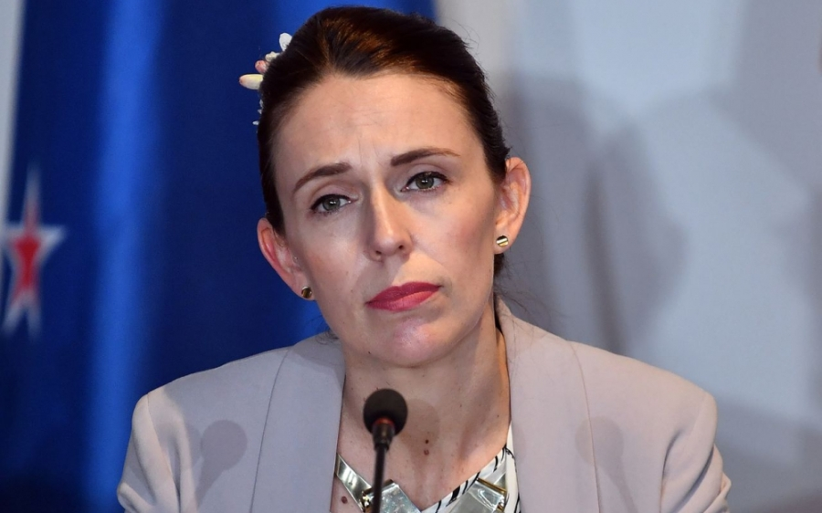 NOUVELLE ZELANDE la première ministre Jacinda Arden mars 2019 7964538_a199fcee-fc47-11e8-9522-2853a77f24d4-1_1000x625