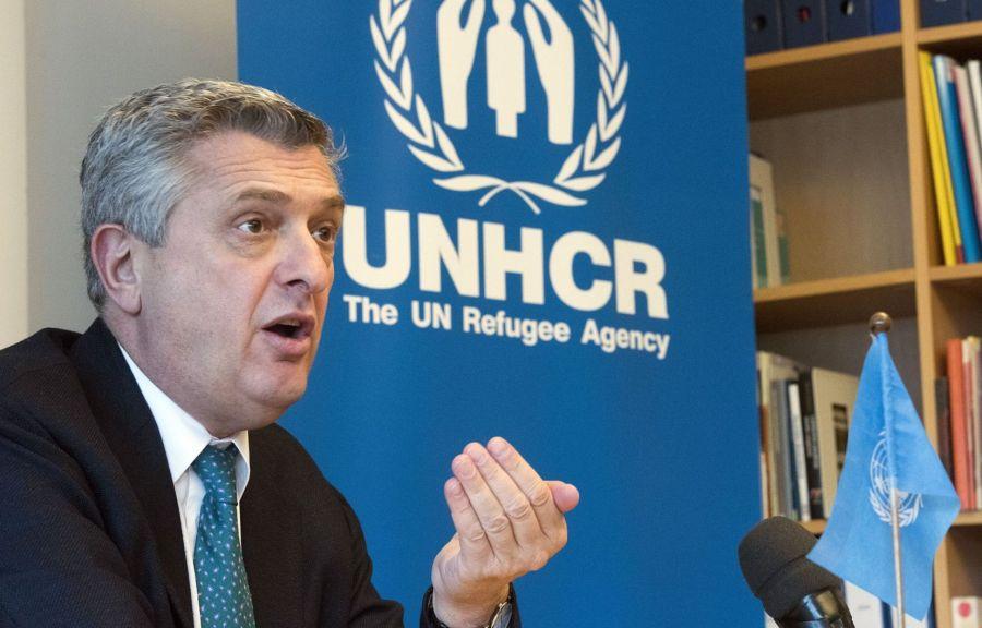 ONU Filippo Grandi s'est rendue en Syrie image