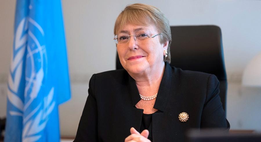 ONU Michelle Bachelet story-Bachelet