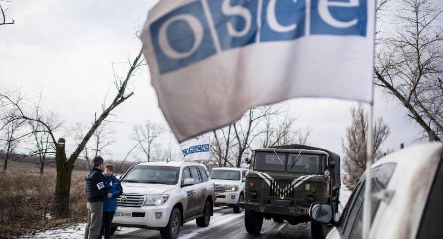 OSCE la MSO de l'OSCE 223241