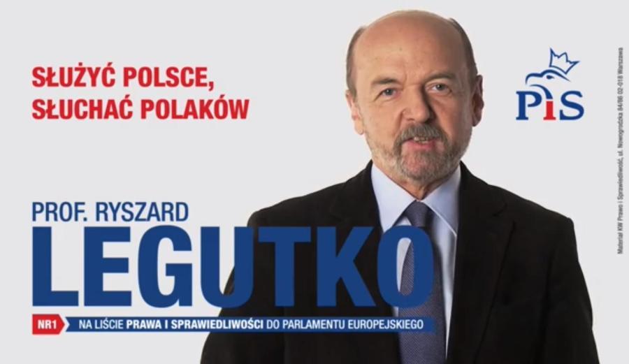 PIS Ryszard Legutko spot3