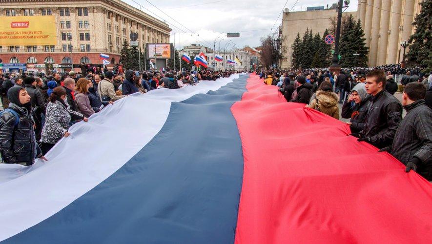 russie La Crimée vote son rattachement à la Russie à 93%, les Etats-Unis image