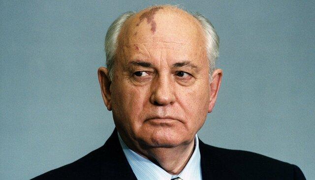 RUSSIE Mikhail Gorbachev in November 1999 dCGsaA26-W5ZXEcrF_TdrQ