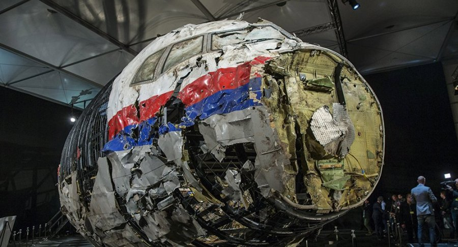russie sur le crash du vol MH17 1018801611