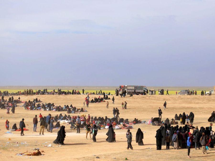 SYRIE cover-r4x3w1000-5c7ffdf4ae72f-syrie-des-centaines-de-djihadistes-captures-en-fuyant