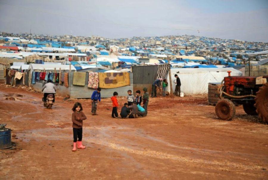 SYRIE IDLEB 1185875-un-camp-de-deplaces-dans-la-province-syrienne-d-idleb-le-10-janvier-2019