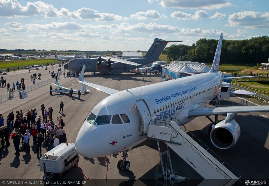 UE AIRBUS ILA_Static_display
