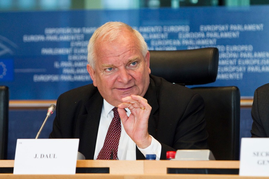 UE Joseph Daul, the president of the European People's Party (EPP), joseph_daul_epp_creditepp_group_flickr