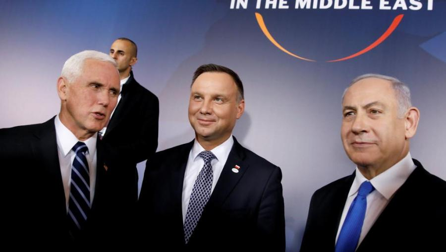 UE POLOGNE USA ISRAEL 2019-02-13t185610z_1907879429_rc181389d930_rtrmadp_3_mideast-crisis-summit_2_0
