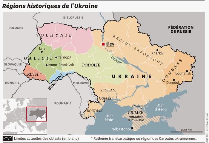 UKRAINE carte_ukraine