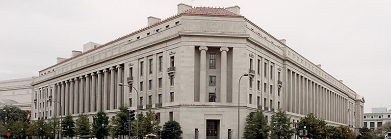 USA Department of Justice (DoJ), rfk-building_2