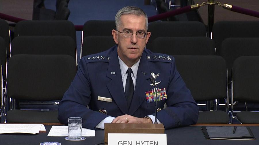USA général John Hyten 20160920100144011_hd