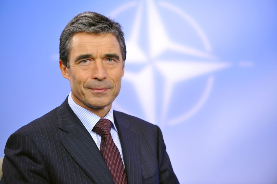 090918a-00 Official Portrait of NATO Secretary General, Anders Fogh Rasmussen