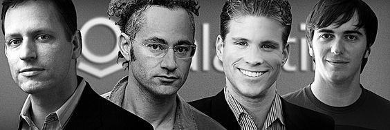 USA PALANTIR Palantir was founded in 2004 by Peter Thiel, Alex Karp, Joe Lonsdale, Stephen Cohen, and Nathan Gettings