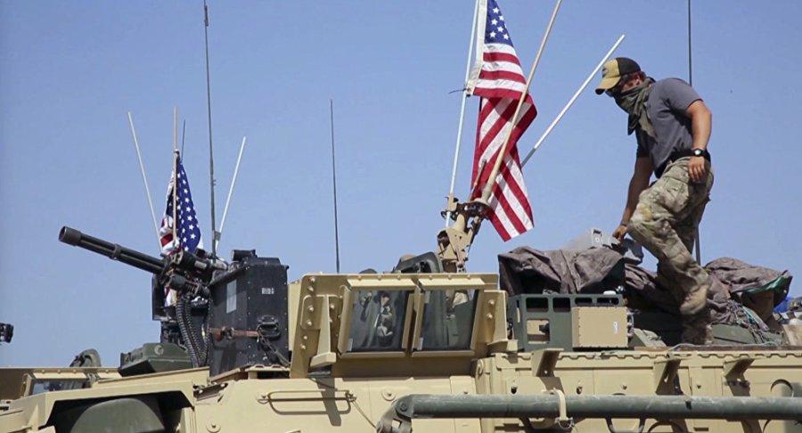 USA voudraient remplacer leur contingent en Syrie par des forces de pays arabes1032418271