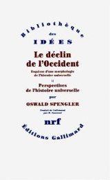 allemagne Oswald Spengler Le_Declin_de_l_Occident