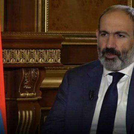 ARMENIE Premier ministre arménien Nikol Pachinian armenie-nikolpachinian-itwfrance24