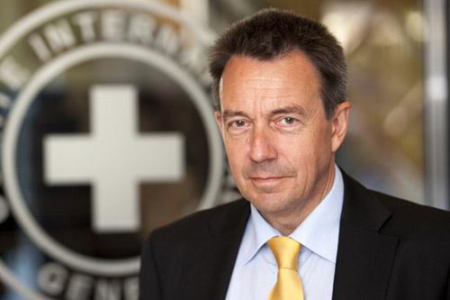 CROIX ROUGE le président du CICR Peter Maurer annual-report-2012-v-p-per-e-01444-maurer