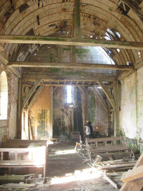FRANCE Péril pour l'église ISMH du Plessis-Sainte-Opportune (Eure)ppef_img_0548