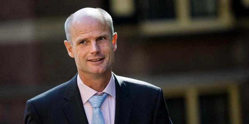 le Ministre néerlandais des Affaires étrangères Stef Blok blok-311018-v