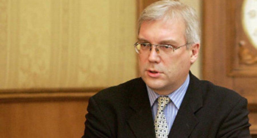 RUSSIE Alexandre Grouchko, vice-Ministre russe des Affaires étrangères1022373207