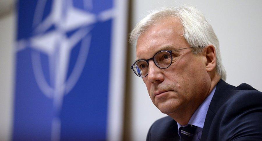 RUSSIE Alexandre Grouchko, vice-Ministre russe des Affaires étrangères1034319865