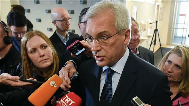 RUSSIE Alexandre Grouchko, vice-Ministre russe des Affaires étrangères74b3ac47-e4c8-4e4c-a517-907e8be47578