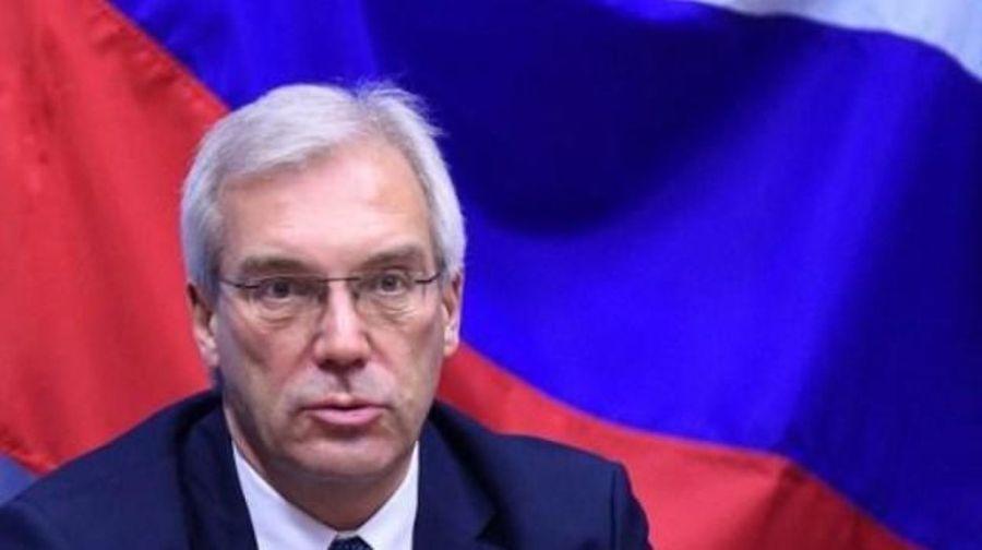 RUSSIE Alexandre Grouchko, vice-Ministre russe des Affaires étrangères83532347_80427039_640554_5524753