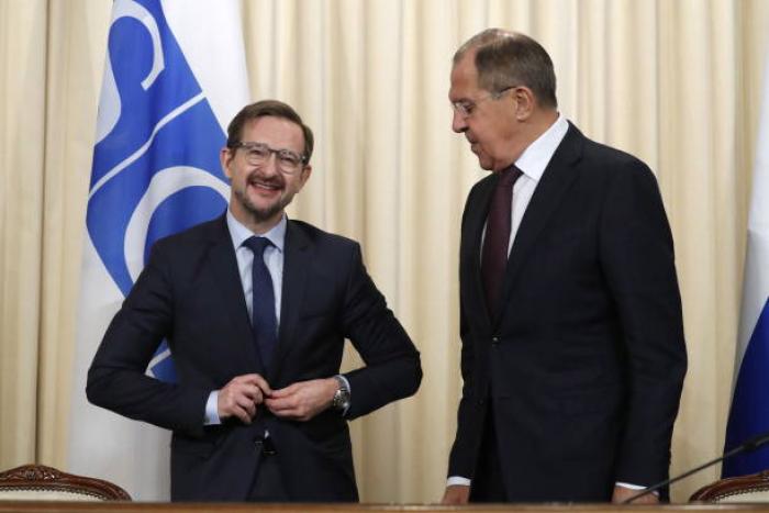 russie Sergueï Lavrov avec le Secrétaire général de l'OSCE Thomas Greminger  855cc-1556103379.jpg