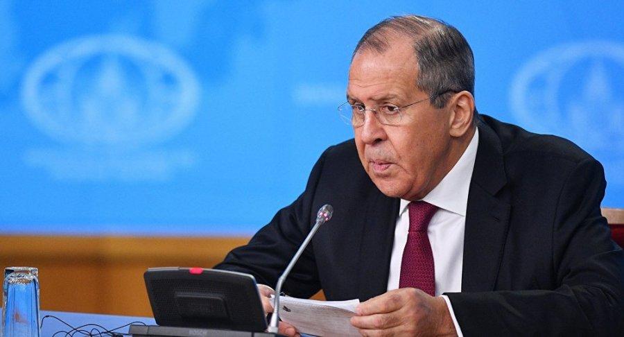 russie Sergueï Lavrov à la Conférence de Moscou sur la sécurité internationale1071522551