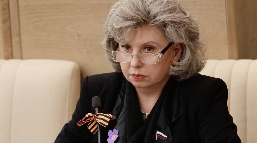russie Tatiana-Moskalkova