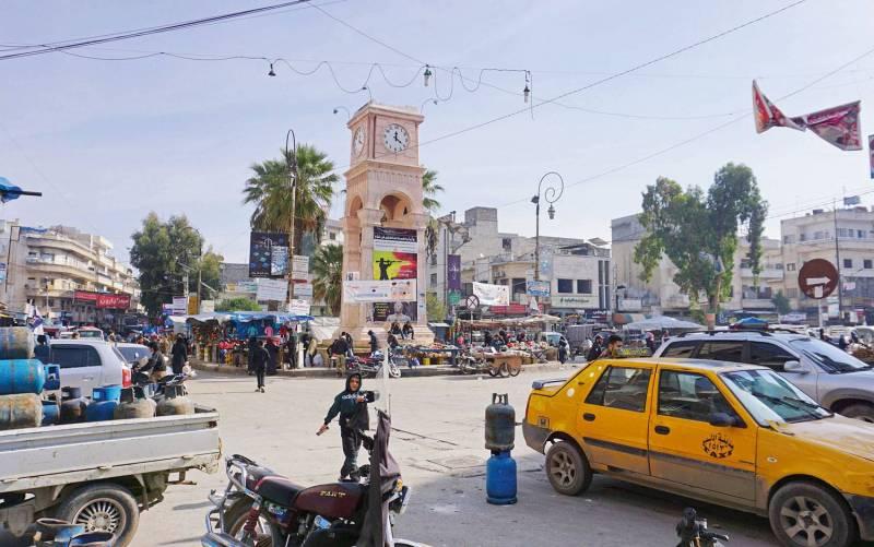 Syrie-Idlib-Nov-2018-Muhammad-HAJ-KADOUR-AFP_501969_largeLa ville de Idleb en novembre dernier