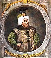 TURQUIE Le sultan Moustapha II200px-Mustafa2